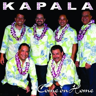 KAPALA Come On Home CD cover